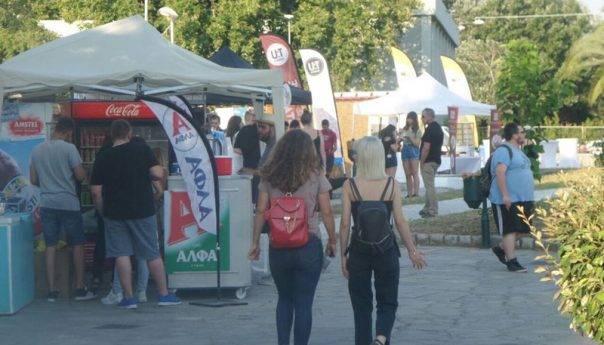 Με ελέγχους και κόσμο ξεκίνησε το φεστιβάλ φαγητού