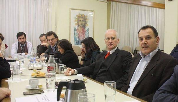 Ο Δικηγορικός Σύλλογος Καβάλας συγχαίρει τον Νίκο Παναγιωτόπουλο