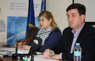 Πρόταση στο Ίντερεκ του Επιμελητηρίου για εκθέσεις- επιχειρηματικές αποστολές