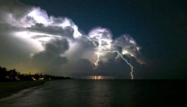Κεντρικό Λιμεναρχείο Καβάλας : Βροχές και καταιγίδες από σήμερα το απόγευμα μέχρι αύριο το πρωί