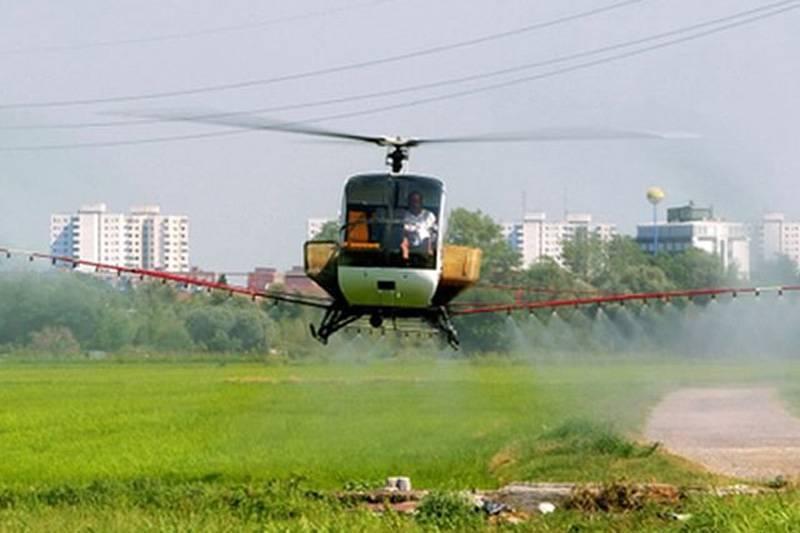 ΠΕ Καβάλας : Λόγω άστατων καιρικών φαινομένων οι αεροψεκασμοί κατά των κουνουπιών την Πέμπτη 1/8