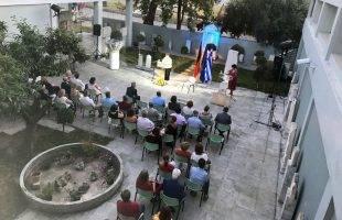 Εκδήλωση για τα 20 χρόνια αδελφοποίησης Καβάλας- Νυρεμβέργης (φωτογραφίες)