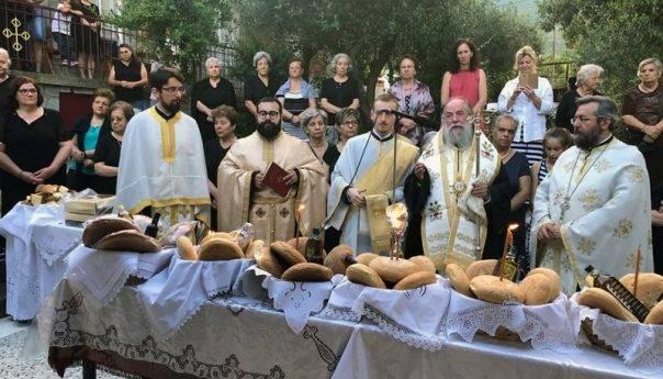 Η γιορτή του Προφήτη Ηλία στο Παγγαίο