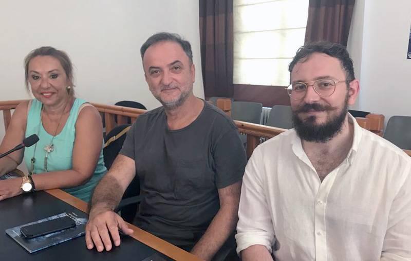 Ο Κωνσταντίνος  Παπαχαράλαμπος επιστρέφει στην Καβάλα για να κάνει like στον Οδυσσέα και στο Φεστιβάλ