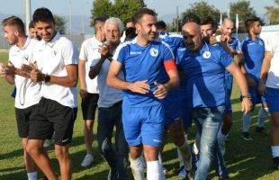 Γράφει ιστορία ο Αετός Οφρυνίου κέρδισε και τον Θεσπρωτό με 2-1(φωτογραφίες)