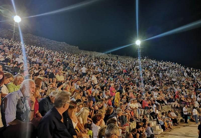 Φεστιβάλ Φιλίππων: Ένα από τα λίγα που θα γίνουν κανονικά