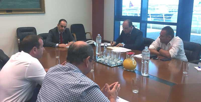 Μακάριος Λαζαρίδης:  «Η εύρυθμη λειτουργία των δρομολογίων  Καβάλας – Θάσου θα αποκατασταθεί»