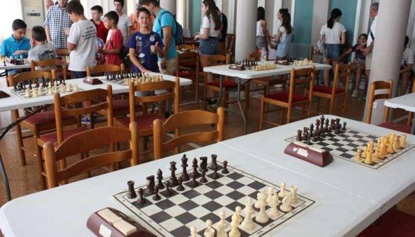 Σκάκι στη Λέσχη Αξιωματικών για δεύτερη φορά