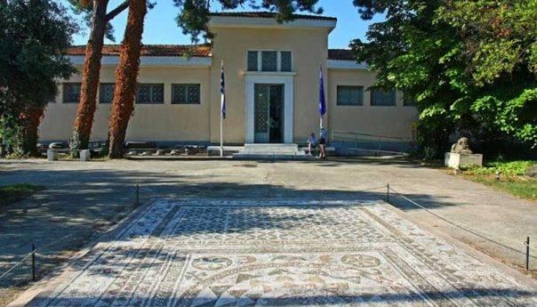 Πολεοδομική άδεια για κοπή 4 δέντρων στο μουσείο της Θάσου