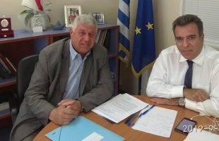 Συνάντηση του Γιάννη Πασχαλίδη με τον Υφυπουργό Τουρισμού  για τις συνέπειες της κατάρρευσης της THOMAS COOK