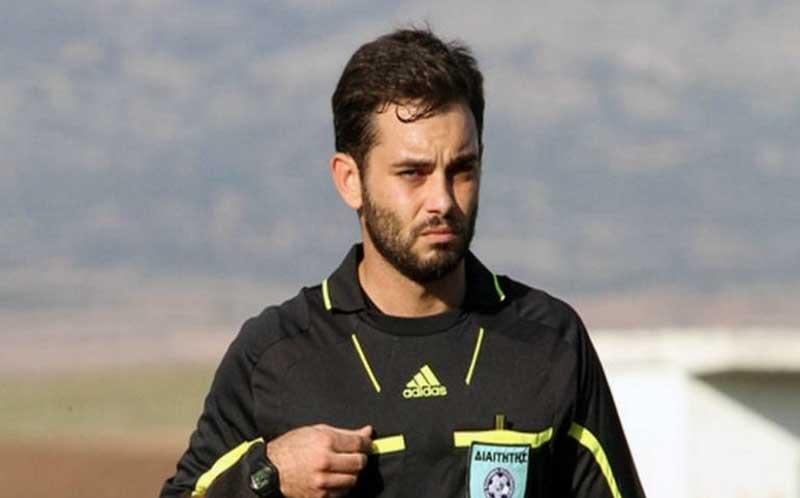 Ο Σιδηρόπουλος (Έβρου) σφυρίζει το παιχνίδι του ΑΟΚ με το Αιγάλεω