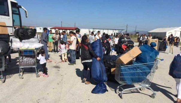 Φεύγουν μετανάστες από το Κιλκίς για την Καβάλα (ΦΩΤΟ)