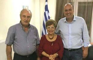 """Μακάριος Λαζαρίδης:  «Θα δώσουμε τη δική μας """"μάχη"""" για την δημιουργία  Ογκολογικής Κλινικής στο νοσοκομείο»"""
