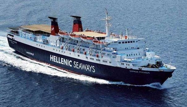 Περιπέτεια εν πλω για επιβάτες πλοίου προς Λήμνο - Καβάλα