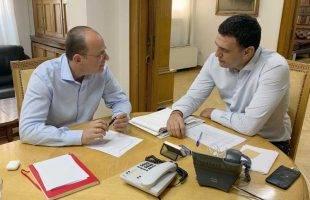 Μακάριος Λαζαρίδης: «Αδιαπραγμάτευτη προτεραιότητά μας η υγεία»