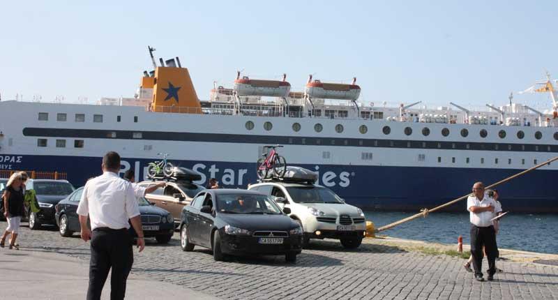 Και τον Χειμώνα τα νησιά του Β.Α. Αιγαίου θα εξυπηρετούνται από το λιμάνι της Καβάλας