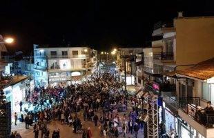 Με πολύ καλό καιρό και κόσμο η Λευκή Νύχτα της Ελευθερούπολης (φωτογραφίες)