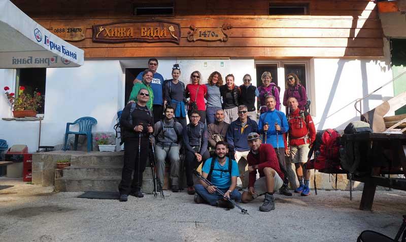 Εξόρμηση του Ε.Ο.Σ. Καβάλας στην οροσειρά της Rila στην Βουλγαρία