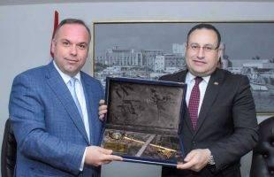 Συμμετοχή της Θάσου στο 2ο Επιστημονικό, Πολιτιστικό, Αναπτυξιακό και Γαστρονομικό Φόρουμ ΕλληνοΑιγυπτιακής Φιλίας
