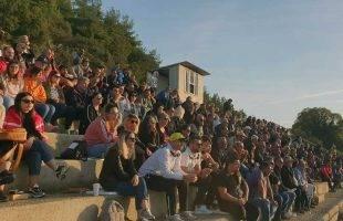 Μεγάλη νίκη του Βύρωνα στο ντέρμπι μέσα στο Ορφάνι (φωτογραφίες)