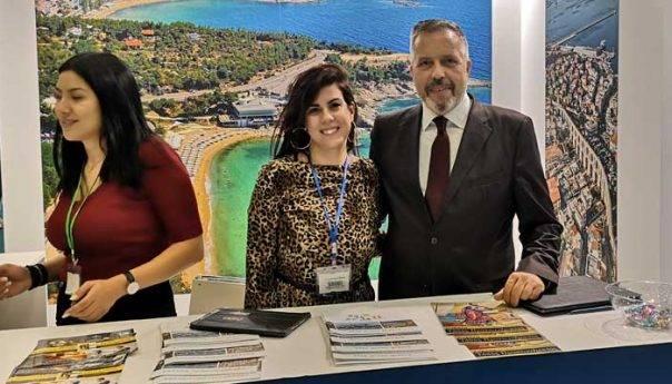 Συμμετοχή του Δήμου Καβάλας στη διεθνή Τουριστική Έκθεση  35ηPHILOXENIA 2019