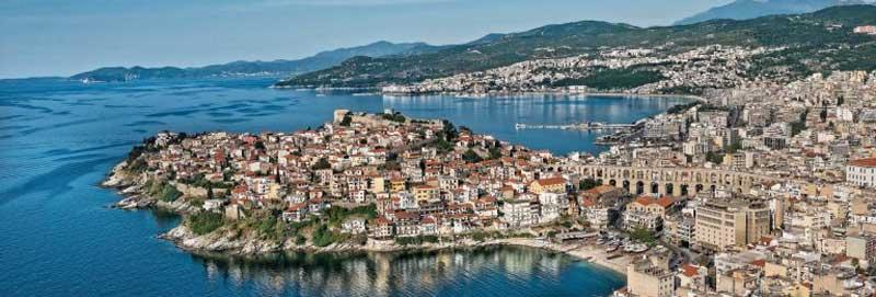 Καβάλα, η αρχαιότερη πόλη λιμάνι στην ηπειρωτική Β. Ελλάδα