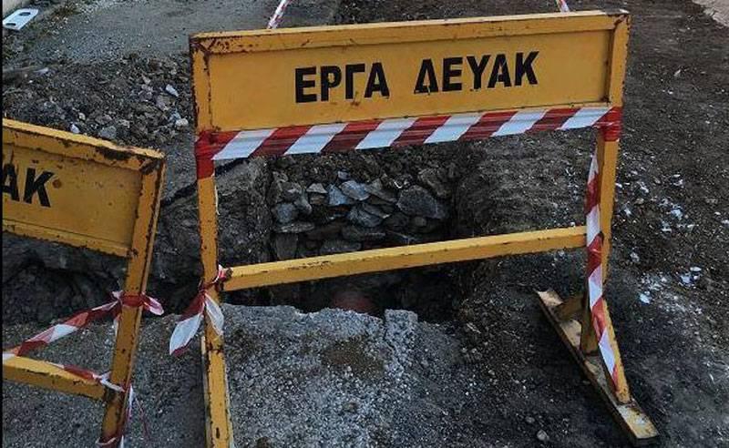 Διακοπή νερού αύριο στο κέντρο της Καβάλας – Δείτε σε ποιες οδούς