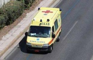 Ζήτησαν ασθενοφόρο στον Κεχρόκαμπο και τους είπαν πάρτε δύο Depon !!