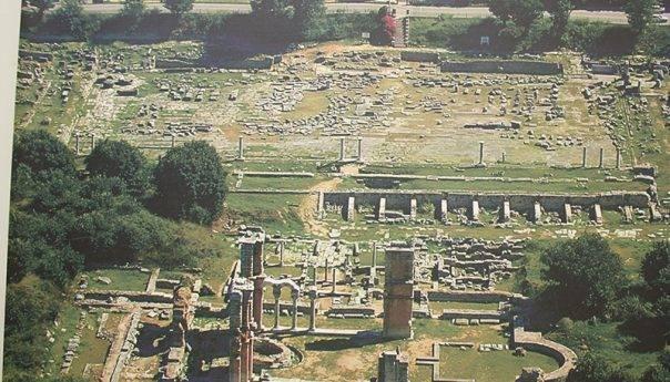 Ο αρχαιολογικός χώρος των Φιλίππων ενοποιείται κι αναμορφώνεται