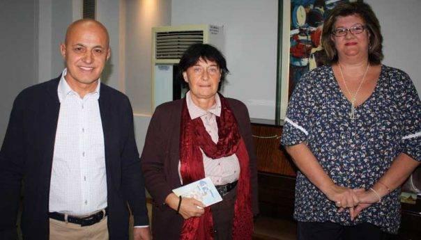 Κοινή εκδήλωση ΟΔΕΓ- Λέσχης Ποντίων: Η ιστορία των ελληνικών γραμμάτων στη Ρωσία