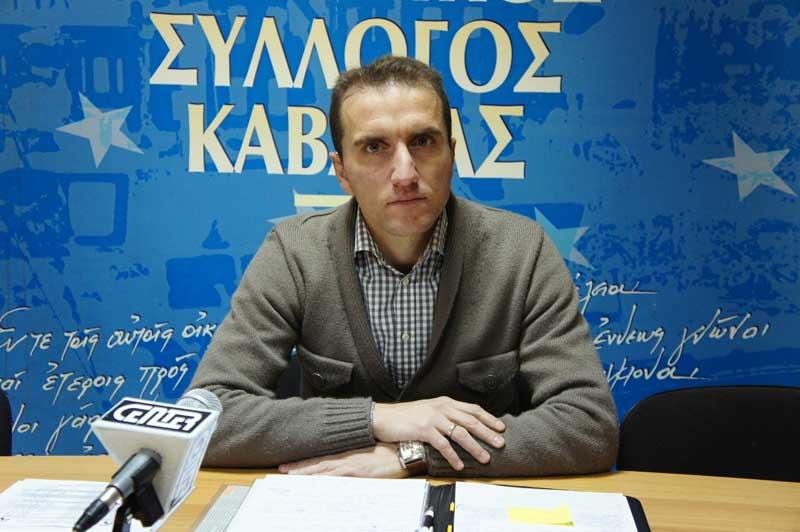 Βασίλης Λεμονίδης: «Οι συνάδελφοι γνωρίζουν ότι είμαστε δίπλα τους»