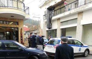 Τραυματισμός οικοδόμου στην Ελευθερούπολη- Έπεσε από σκαλωσιά (φωτογραφίες)