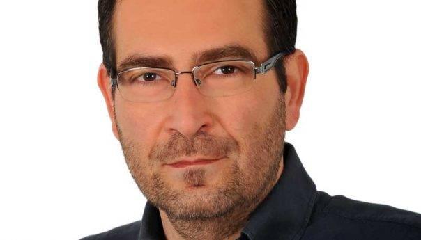 Υποψήφιος στις εκλογές του Εμπορικού Συλλόγου ο Χάρης Σεϊτάνιδης