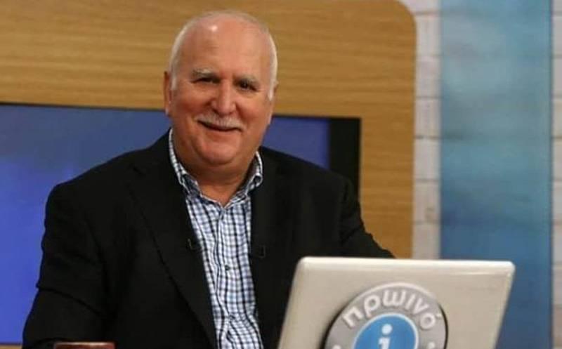 Επίτιμος δημότης του Δήμου Παγγαίου ο δημοσιογράφος Γιώργος Παπαδάκης