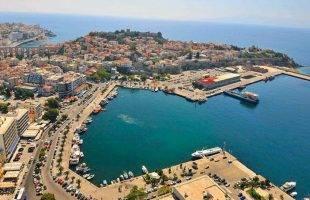 Αμερικανικό ενδιαφέρον για το λιμάνι της Καβάλας