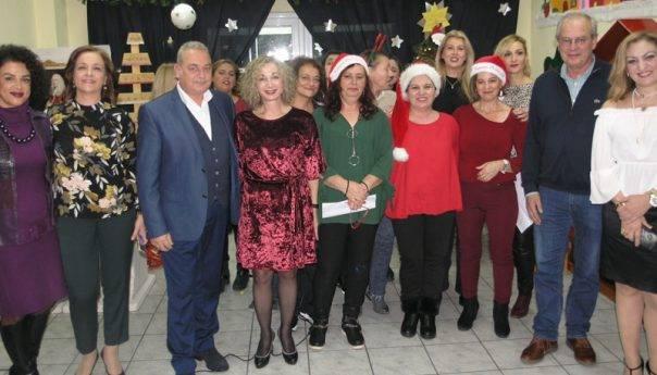 Χριστουγεννιάτικη εκδήλωση από τον 4ο Βρεφονηπιακό σταθμό Καβάλας