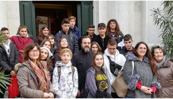 Συμμετοχή 7ου Γυμνασίου Καβάλας  στο 6ο Ευρωπαϊκό Μαθητικό Συνέδριο στη Βενετία