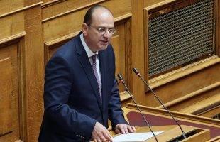 Μακάριος Λαζαρίδης:  «Για πρώτη φορά Κυβέρνηση κοιτάει στα μάτια  την κοινωνία οριζόντια»