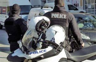 Καβάλα : Συνελήφθη 33χρονος γιατί επιχείρησε να διαρρήξει επιχείρηση αλλά έγινε αντιπληπτός