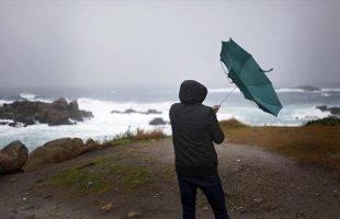 Κεντρικό Λιμεναρχείο Καβάλας : Αύριο Σάββατο ισχυροί νοτιάδες και από το μεσημέρι βροχές και καταιγίδες