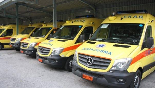 Δωρεά του ΕΚΑΒ Καβάλας στο Νοσοκομείο