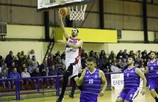 Μεγάλη νίκη του ΓΣΕ επι της Καρδίτσας με 87 - 63