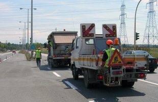 Εργασίες για 5 ημέρες από Δευτέρα  και στην 2η Εθνική Οδό Θεσσαλονίκης-Καβάλας