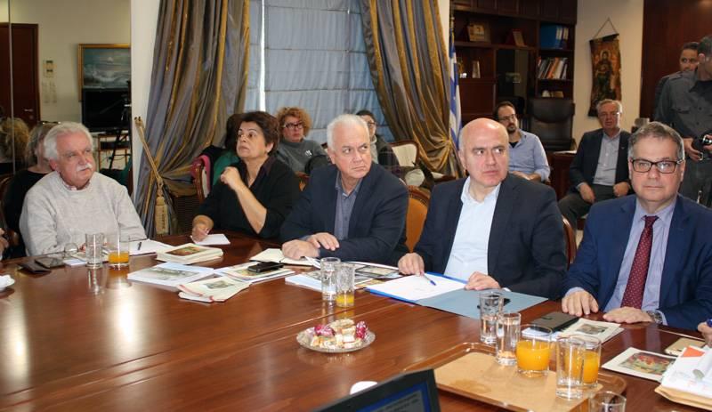 Συνέργεια Περιφέρειας – «Διαζώματος» για μια νέα Via Egnatia
