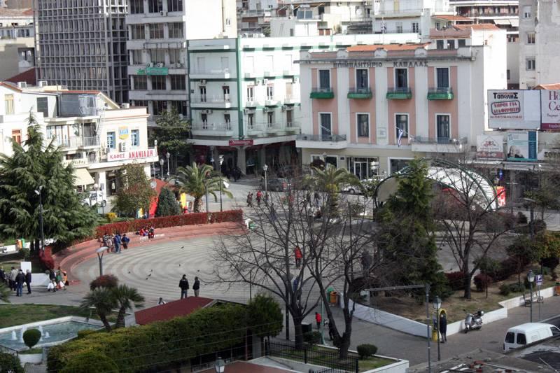 Έχει μέλλον και ο αρχιτεκτονικός διαγωνισμός και το έργο ανάπλασης της κεντρικής πλατείας