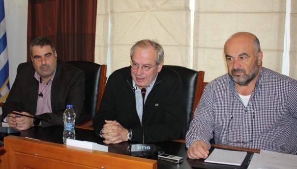 Συνεδρίαση του Συντονιστικού Πολιτικής Προστασίας Δήμου Καβάλας