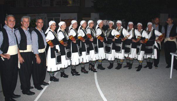 Χορός και βασιλόπιτα μαζί για το σύλλογο Κηπούπολης- Καλαμίτσας