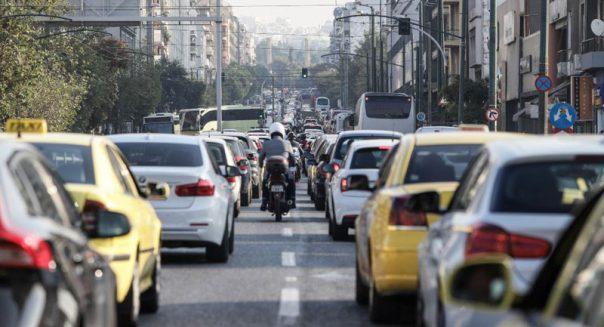 Οι καραμπόλες  στους δρόμους αυξήθηκαν τα χρόνια της κρίσης …