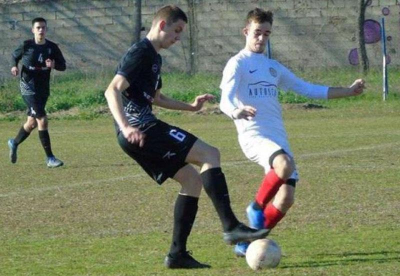 Πρωτάθλημα Νέων : Νίκη του ΑΟΚ με 1-3 επί της Βέροιας