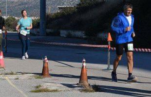 Πρώτος σε 6ήμερο αγώνα δρόμου ο Σάκης Στημονιάρης!